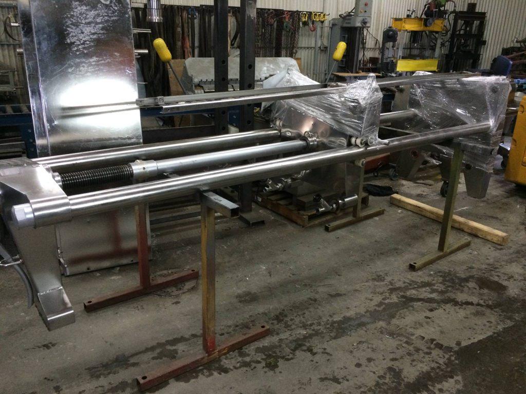 Modification de machinerie STC